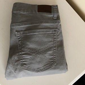 Carbon Gray Jeans Men's 32x32